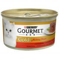 GOURMET® Gold Melting Heart z wołowiną