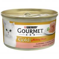 GOURMET® Gold Melting Heart z łososiem