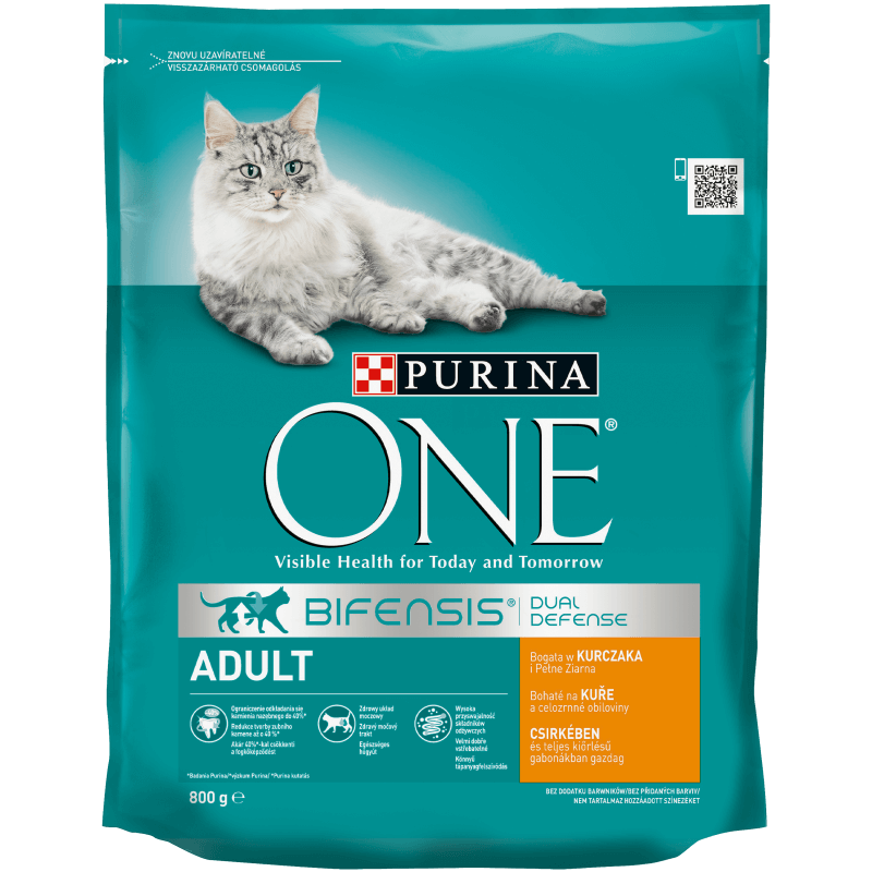 ​PURINA ONE Adult Cat, Bogata w kurczaka