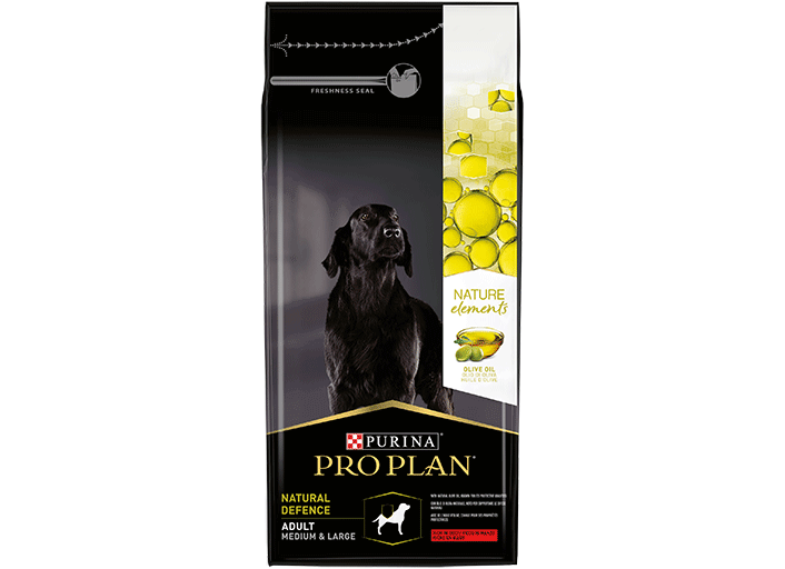 PURINA® PRO PLAN® DEFENCE Adult Medium & Large